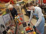 Potravinová sbírka v Litoměřicích