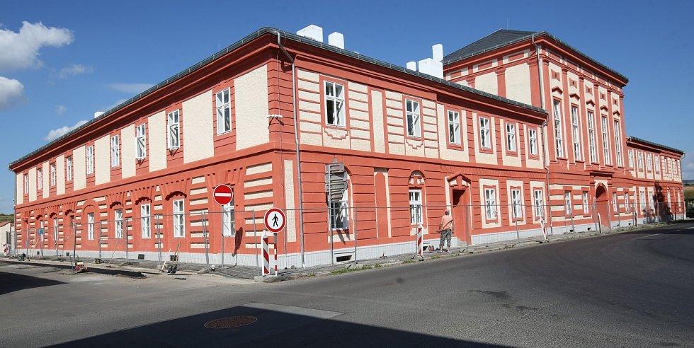 Rekonstrukce Wieserova domu v Terezíně končí