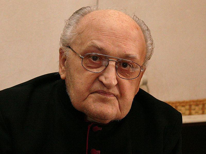 Mons. Milan Bezděk.