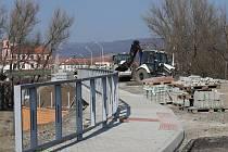 Tyršův most, 17.3.2016.