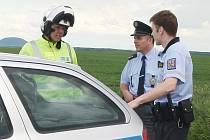 Pátrací skupina litoměřických policistů.