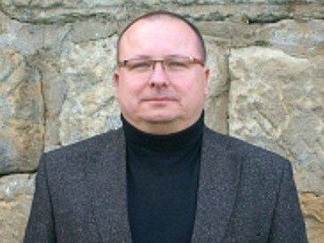 Výkonný ředitel FK Litoměřicko Pavel Šimkovský.