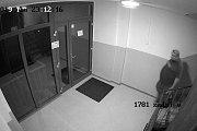 Roudnická policie pátrá po muži z kamerového záznamu