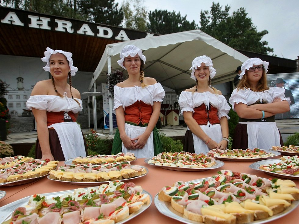 Zahradnický a ovocnářský veletrh Zahrada Čech 2018