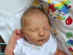 Adéla Jancsová se narodila Zdeňce Mrázkové  z Roudnice n.L. 10.9.  v 10.02 hodin v Ústí n.L.  (49 cm a 3,09 kg).