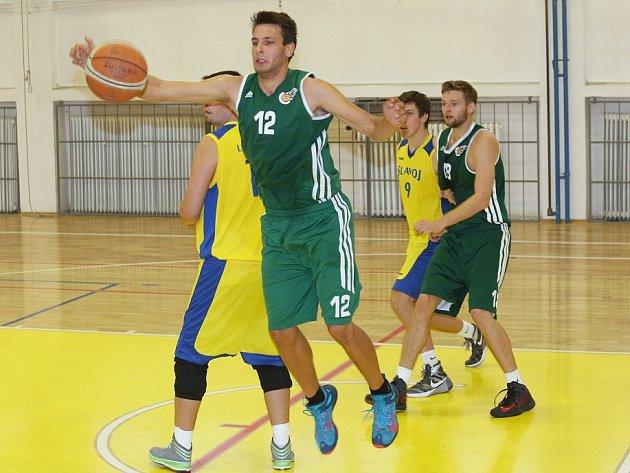 Slavoj BK Litoměřice - Basket Košíře