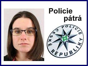 Policie pátrá po Sabině Dubinové.