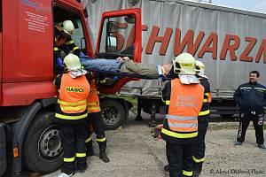Štětští hasiči zvou na Hasičský den.