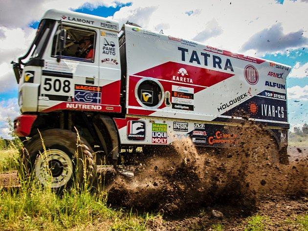 Martin Kolomý pojede v červenci Silk Way Rally.