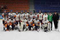 Hokejisté HC Stadion Litoměřice B.