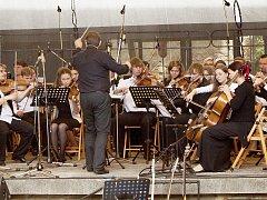 Litoměřická letní filharmonie.