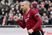 Bývalý fotbalový reprezentant Jan Koller bude v Terezíně točit zmrzlinu.