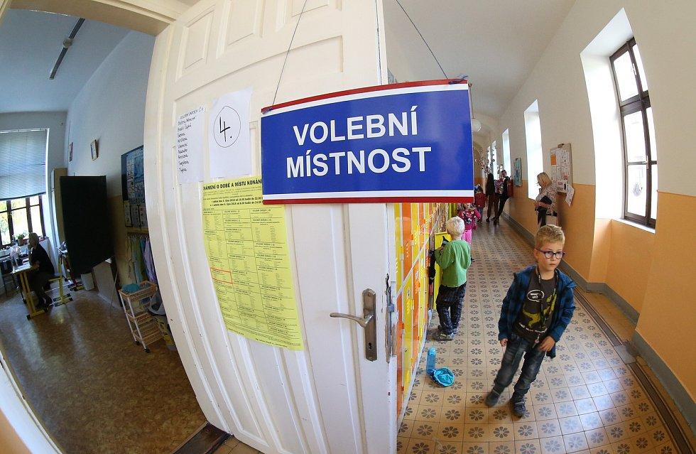 Volby na Litoměřicku.