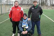 Pohár FK Louny.