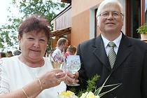Manželé Petržilkovi jsou svoji už 50 let