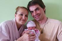 Lucii Plaché a Denisovi Burmazovi z Litoměřic se 30. dubna v 17.15 hodin narodila v Litoměřicích dcera Valérie Burmazová (47 cm, 2,7 kg).