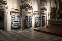 Výstava fotografa Pavla Máry.