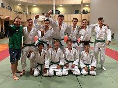 Dorostenecký tým Sport Judo Litoměřice si v Jablonci zajistil postup do finálové skupiny.