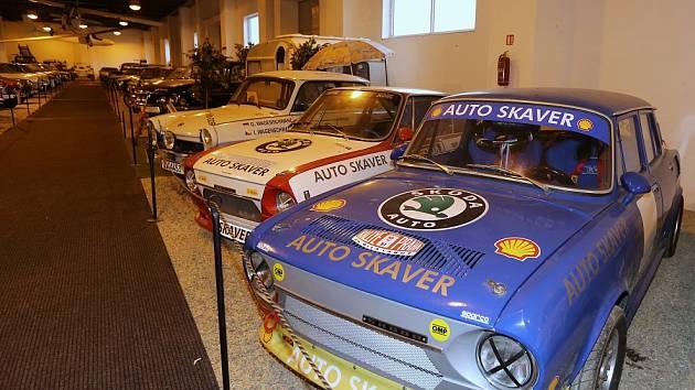 Automuzeum v Terezíně.