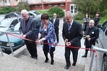 Slavnostní otevření nové budovy Diecézní charity v Litoměřicích