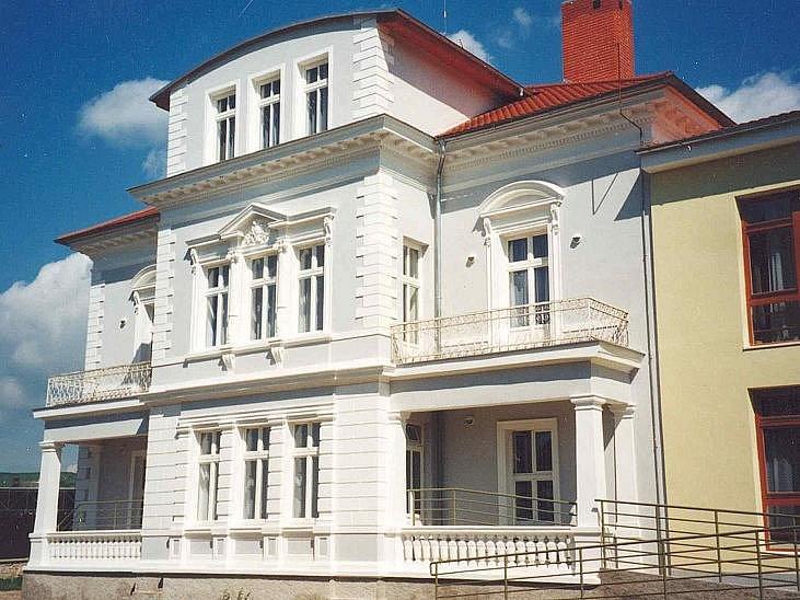 Hospic sv. Štěpána v Litoměřicích.