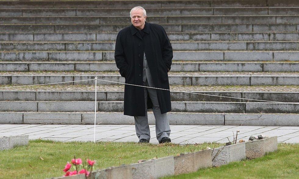 Miloš Zeman a Andrej Kiska v Terezíně