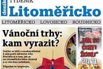 Týdeník Litoměřicko z 21. listopadu 2018