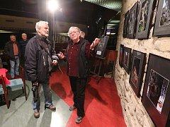 V Galerii na zdi vystavuje Eduard Čech