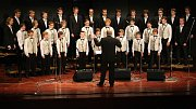 Koncert sboru Páni kluci v Litoměřicích k 20. výročí založení.