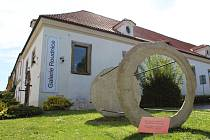 Galerie moderního umění v Roudnici nad Labem.