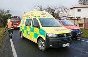 K vážné nehodě dvou aut došlo na Krétě v Terezíně.