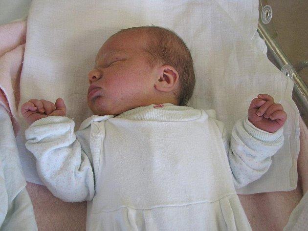 Michale a Tomášovi Vajdlovým z Lovosic se v litoměřické porodnici 26. října ve 14.10 hodin narodila dcera Zuzana. Měřila 50 cm a vážila 3,4 kg. Blahopřejeme!
