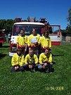 Z archivu bechlínských hasičů.