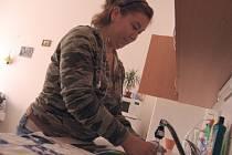 VYSOKÁ ÚROVEŇ sociální péče v terezínském zařízení pro zdravotně postižené přináší velké úspěchy. To již více než rok pomáhá svým klientům vést samostatný život.
