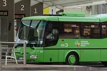Autobusová doprava Ústeckého kraje. Ilustrační foto