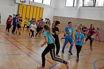 Sport v Labe aréně.