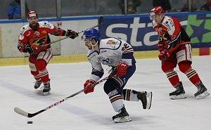 WSM Liga: Litoměřice - Prostějov leden 2018