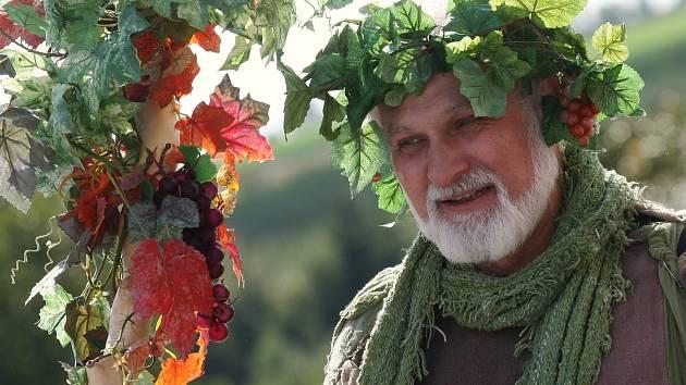 SLAVNOSTI VÍNA. Třebívlické vinobraní přivítalo stovky návštěvníků.