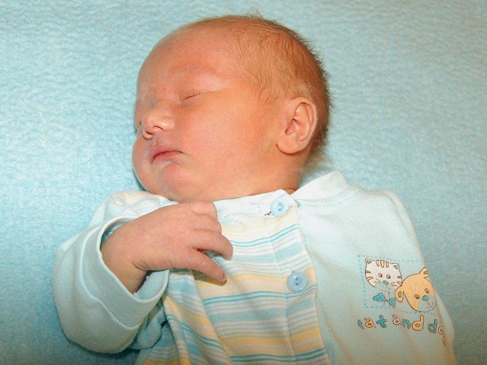 Nikole Valachové a Romanu Votýpkovi z Litoměřic se 9.11. v 18:27 hodin narodil v Litoměřicích syn Vojtěch Votýpka (3,91 kg a 53 cm).