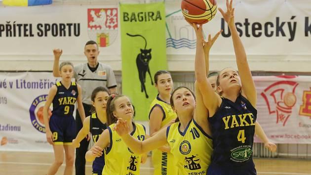 Euroliga U14, Zápas mezi Litoměřicemi a Košicemi