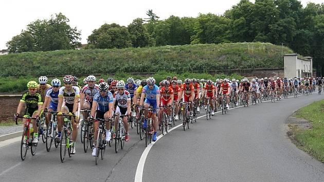 ZATÍM naposledy se rozdávaly body na cyklistické Pěnivé důvě v Terezíně.