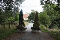 Mostek přes Čepel v Žižkově ulici v Roudnici nad Labem je již od října minulého roku uzavřen.