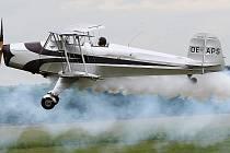 Memorial Air Show v Roudnici 2011