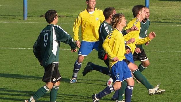 Litoměřice - Modlany 0:0, krajský přebor, 22. října 2011.