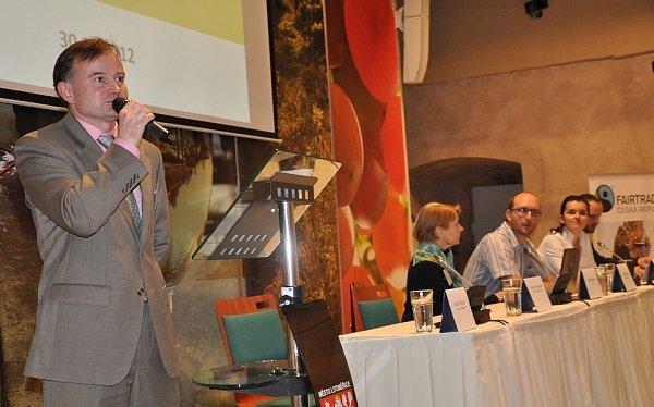 Národní fairtradová konference vLitoměřicích přilákala 80účastníků zcelé republiky
