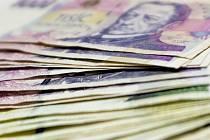 Ilustrační snímek. Peníze