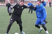 V přípravném utkání porazila Roudnice tým Lukavce.