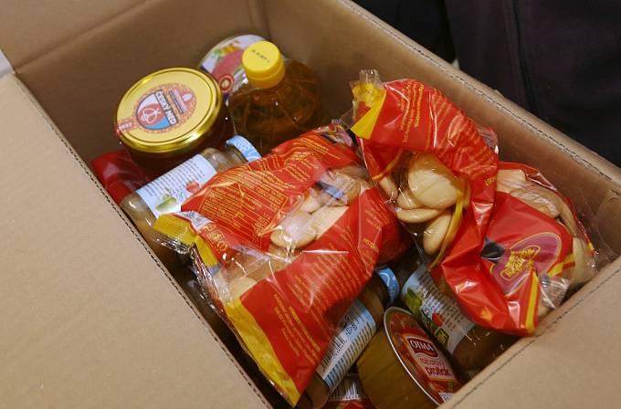 Potravinová pomoc