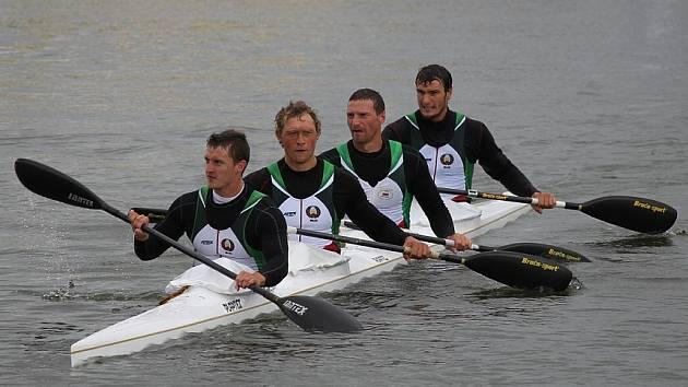 ICF Canoe Sprint World Cup Račice 2014