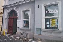 Knihovna Ervína Špindlera v Roudnici nad Labem.